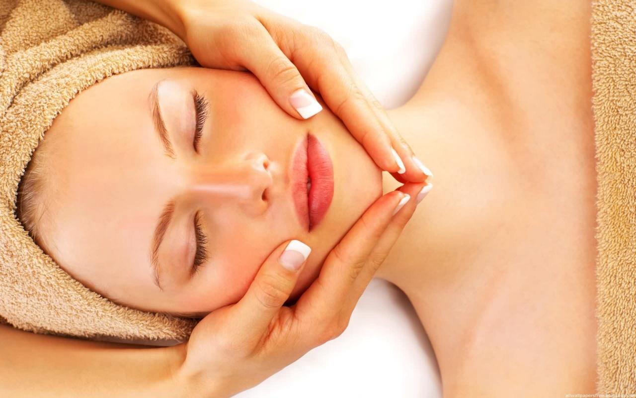 Yüz masajı, yüz masajı yapımı, yüz masajı ile kırışıklardan kurtulma