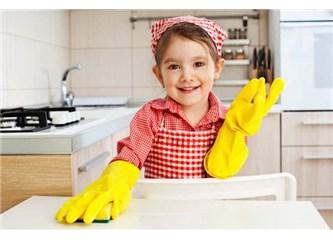 çocuklarda sorumluluk, çocuklara sorumluluk duygusu kazandırma, çocukların davranışları düzeltme