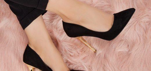 stiletto ayakkabı, kadın ayakkabısı, kadın ayakkabı modası