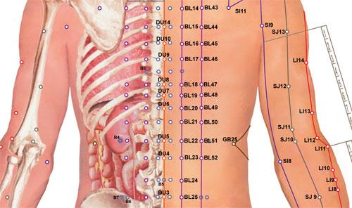 ağrı kesme noktaları, akupunktur noktaları, vücuda baskı yaparak ağrı azaltma